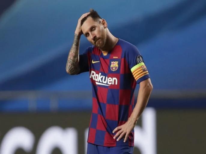 Lionel Messi and Philippe Coutinho return to group training at Barcelona | बार्सीलोना टीम के साथ अभ्यास के लिए लौटे लियोनेल मेस्सी, कानूनी लड़ाई से बचने के लिए साथ बने रहेंगे