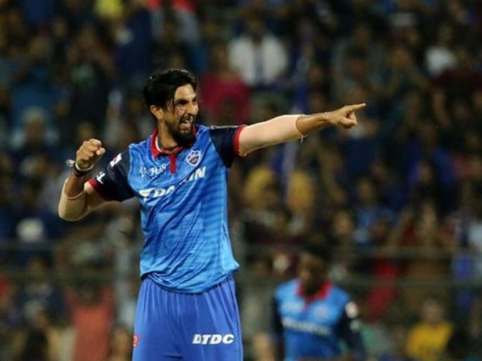 Ishant Suffers Back Injury On Eve Of DC's Match Against KXIP: Report | IPL 2020, DC vs KXIP: आखिर दिल्ली कैपिटल्स के पहले मुकाबले में क्यों नहीं खेले इशांत शर्मा, जानिए क्या है वजह?