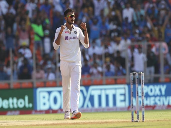 India vs England, 3rd Test: Axar Patel 6/38, 2nd Best figures by a spinner in Day-Night Test | IND vs ENG, 3rd Test: अक्षर पटेल का डे-नाइट टेस्ट में तहलका, करियर के दूसरे मैच में ही दिग्गजों को पछाड़ा