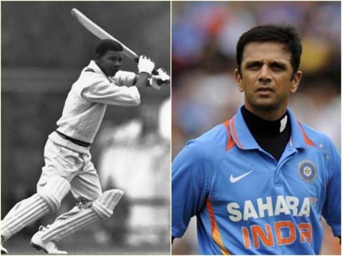 Rahul Dravid had scored 4 consecutive centuries, could not break Sir Everton Vicks record | सर एवर्टन वीक्स के नाम दर्ज टेस्ट की लगातार 5 पारियों में शतक का रिकॉर्ड, सिर्फ राहुल द्रविड़ ही पहुंच सके करीब
