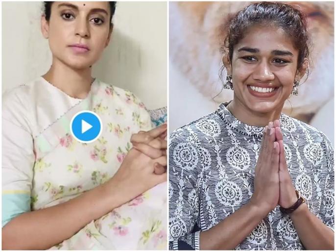 Babita Phogat backs Kangana Ranaut; says 'brave sisters like her are born rarely'   कंगना रनौत के सपोर्ट में उतरीं बबीता फोगाट, लिखा- बॉलीवुड की मोमबत्ती गैंग अब कहां सो रही है