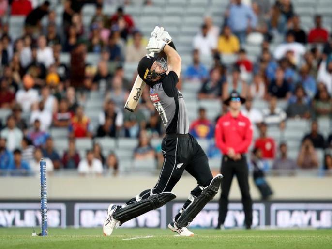 India vs New Zealand 2nd t20- india need 133 runs to win   IND vs NZ, 2nd t20: आखिरी 4 ओवरों में न्यूजीलैंड जड़ सका सिर्फ 1 बाउंड्री, भारत को जीत के लिए 133 रन की दरकार