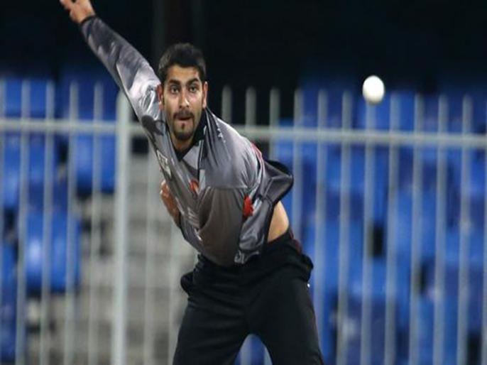 IPL 2020: UAE captain Ahmed Raza drafted into Royal Challengers Bangalore training camp   IPL 2020: आरसीबी से जुड़े यूएई के कप्तान अहमद रजा, इस तरह करेंगे टीम की मदद
