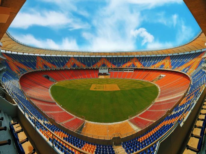 Glimpse Of World's Largest Cricket Stadium: BCCI Secretary Jay Shah Shares Photograph Of 'Magnificent Motera' Stadium | बीसीसीआई ने शेयर की विश्व के सबसे बड़े क्रिकेट स्टेडियम की तस्वीर, भव्यता देख फैंस भी रह गए दंग