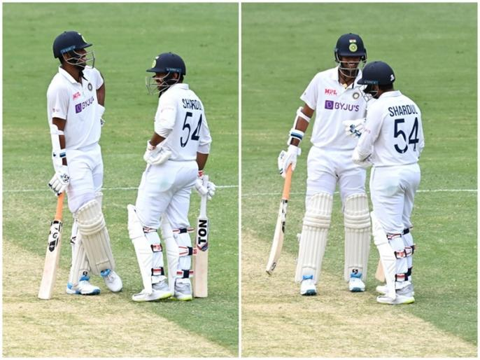 India vs Australia, 4th Test, Day 3: India all out for 336 runs, australia lead by 33 runs | IND vs AUS, 4th Test, Day 3: वॉशिंगटन सुंदर-नवदीप सैनी ने भारत को संकट से निकाला, ऑस्ट्रेलिया के पास 54 रन की लीड