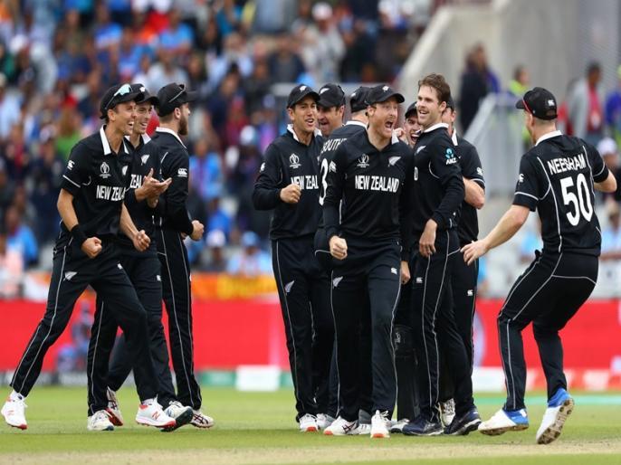 New Zealand to travel with 20-member squad to T20 World Cup in India | न्यूजीलैंड 20 खिलाड़ियों संग T20 वर्ल्ड कप में चाहता है उतरना, जानिए क्या है वजह?