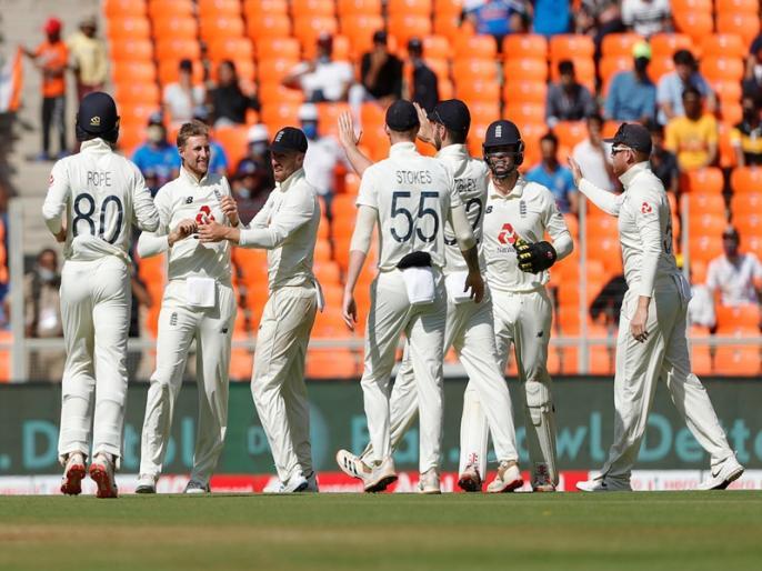 India vs England, 3rd Test: india all out for 145 runs, India lead by 33 runs | IND vs ENG, 3rd Test: जो रूट का 'पंजा', इंग्लैंड ने टीम इंडिया को 145 रन पर किया ऑलआउट, भारत के पास महज 33 रन की लीड