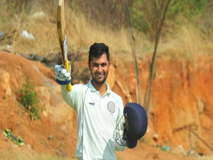 Vijay Hazare Trophy 2020-21, Saurashtra vs Services: G Rahul Singh hit 158 runs   Vijay Hazare Trophy 2020-21: राहुल सिंह ने छुड़ाए गेंदबाजों के पसीने, 130 गेंदों में जड़ दिए 158 रन