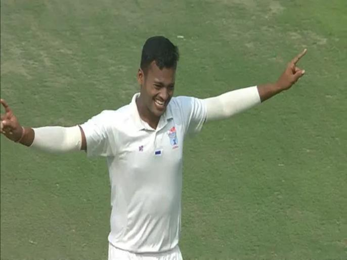 Ranji Trophy: Chauhan, Rohilla hit tons as Haryana reach 279-3 against Maharashtra | Ranji Trophy: राजेश मोहंती की तूफानी गेंदबाजी, महज 47 रन देकर झटके 6 विकेट