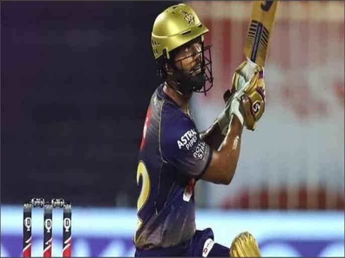 KKR batsman Rahul Tripathi reprimanded for breach of IPL Code of Conduct during SRH tie | KKR के बल्लेबाज राहुल त्रिपाठी को आईपीएल आचार संहिता के उल्लघंन के लिए फटकार