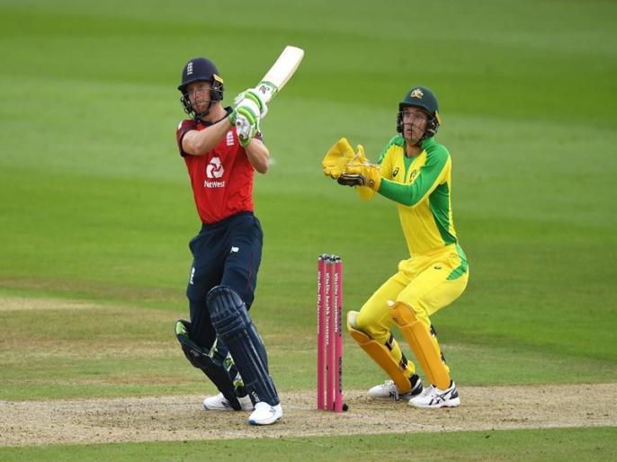 England Fined For Maintaining Slow Over-Rate In The First T20I Against Australia | ENG vs AUS: पहले जीता ऑस्ट्रेलिया के खिलाफ शुरुआती मैच, अब इंग्लैंड पर ICC ने लगाया जुर्माना