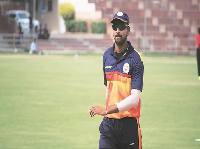 Vijay Hazare Trophy 2020-21, Baroda vs Goa: Krunal Pandya all-rounder performance, 71 runs with the bat, also took 3 wickets   क्रुणाल पंड्या का ऑलराउंडर प्रदर्शन, बल्ले से ठोके 71 रन, 3 विकेट भी झटके