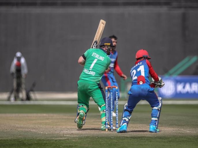 Afghanistan vs Ireland, 2nd ODI: Paul Stirling equals William Porterfield record of the most ODI hundreds by an Ireland batsman   AFG vs IRE, 2nd ODI: पॉल स्टर्लिंग बने आयरलैंड के लिए सर्वाधिक वनडे शतक जड़ने वाले नंबर-1 बल्लेबाज, इस खिलाड़ी की बराबरी