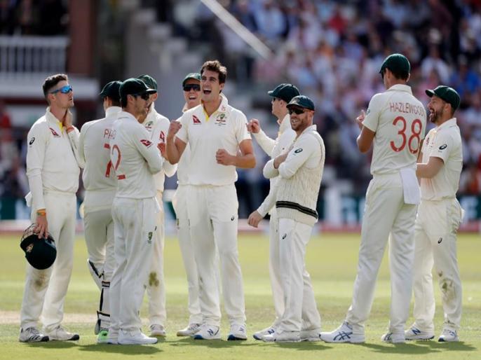 Ashes 2019, England vs Australia, 2nd Test: england all out for 258 runs | Ashes 2019, ENG vs AUS, 2nd Test: ऑस्ट्रेलियाई गेंदबाजों का कमाल, इंग्लैंड पहली पारी में महज 258 रन पर ऑलआउट