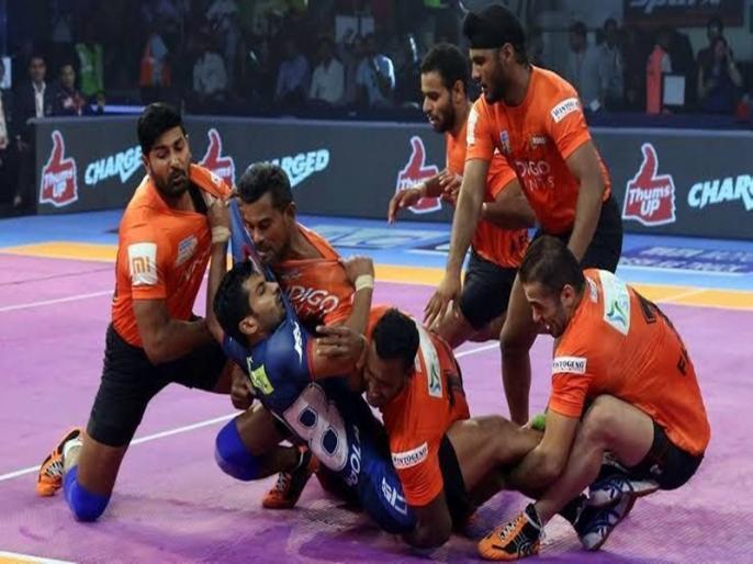 PKL 2019, U Mumba vs Patna Pirates match preview and team analysis | PKL 2019, U Mumba vs Patna Pirates: यु मुंबा से भिड़ेगा पटना पाइरेट्स, इन खिलाड़ियों पर रहेंगी निगाहें