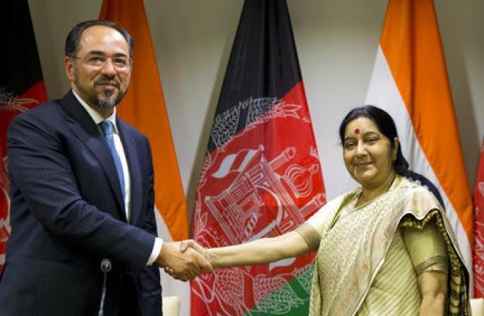 India and Afghanistan will fight along with 5 countries against terrorism | सुषमा स्वराज ने अफगानिस्तान सहित इन देशों के साथ मिल कर आतंकवाद के खिलाफ बनाया मेगा प्लान