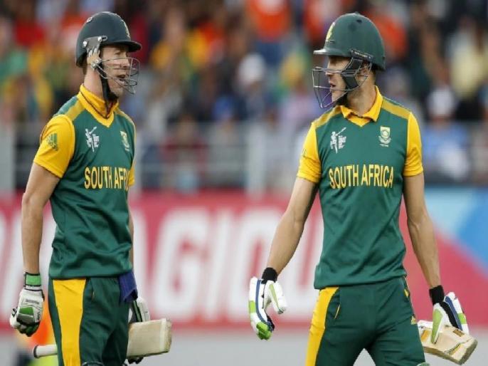 Faf Du Plessis opens up on AB de Villiers return in South Africa team for T20 World Cup   डु प्लेसिस को डिविलियर्स के टी20 वर्ल्ड कप में खेलने का इंतजार, बताया किस सीरीज से होगी स्टार बल्लेबाज की वापसी