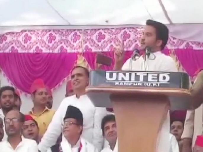 azam khan son Abdullah Azam Khan says we need ali and bajrangbali but not Anarkali   लोकसभा चुनाव 2019: आजम खान के बेटे अब्दुल्ला के अब बिगड़े बोल, जया प्रदा के बारे में कही ये बात