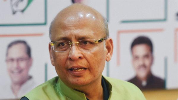 Savarkar played part in our freedom struggle went to jail for the country Abhishek Singhvi | भारत रत्न विवाद: कांग्रेस के वरिष्ठ नेता सिंघवी ने कहा,आजादी की लड़ाई में देश के लिए जेल गए सावरकर