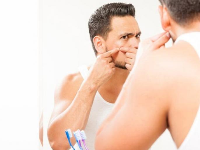 5 most common causes of acne in men, know how to get rid of acne   लड़कों के चेहरे पर मुंहासे होने के 5 सबसे कॉमन कारण, इन्हें कंट्रोल कर पाएं हैंडसम लुक