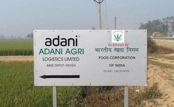 Adani Group's Punjab grain storage wasn't set up overnight after Farm Bills were passed   Fact Check: कृषि बिल पास होते ही अडाणी ग्रुप ने पंजाब में भंडारण के लिए बनाए स्टोरेज?, जानें क्या है सच्चाई