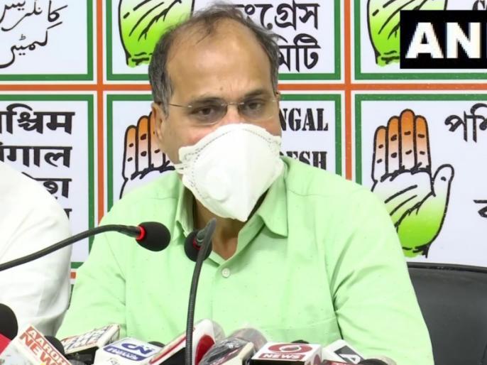 BJP is using Sushant Singh Rajput's death as a major political trump card for Bihar elections, says Adhir Ranjan Chowdhury   सुशांत सिंह राजपूत मौत मामले में कांग्रेस नेता ने बीजेपी पर लगाया आरोप, कहा- वह दिखाने की कोशिश कर रहें हैं कि भाजपा ही दिला सकती है बिहारियों को न्याय