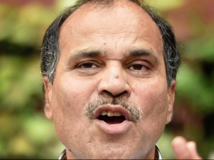 Adhir Ranjan Chaudhary tried to show mirror to the Modi government and Speaker in Lok Sabha   लोकसभा में अधीर रंजन चौधरी ने मोदी सरकार और अध्यक्ष को आईना दिखाने की कोशिश की
