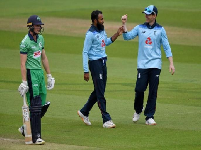 England vs Ireland, 2nd ODI: Adil Rashid becomes first England spinner to take 150 ODI wickets   ENG vs IRE: आदिल राशिद ने रचा इतिहास, बने इंग्लैंड के लिए 150 वनडे विकेट लेने वाले पहले स्पिनर