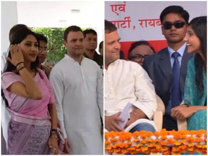 How Aditi Singh Becomes Rahul Gandhi Family Favorite, Now In Headlines after Attack on Car   अमेरिका रिटर्न लड़की कैसे बनी गांधी परिवार की फेवरेट, अब काफिले पर हमले को लेकर सुर्खियों में