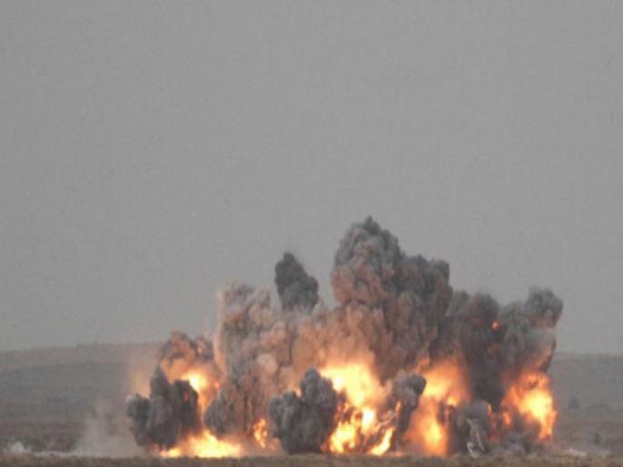 In eastern Afghanistan explosion near the Intelligence Office five death | पूर्वी अफगानिस्तान में खुफिया विभाग के दफ्तर के पास विस्फोट, पांच लोगों की मौत