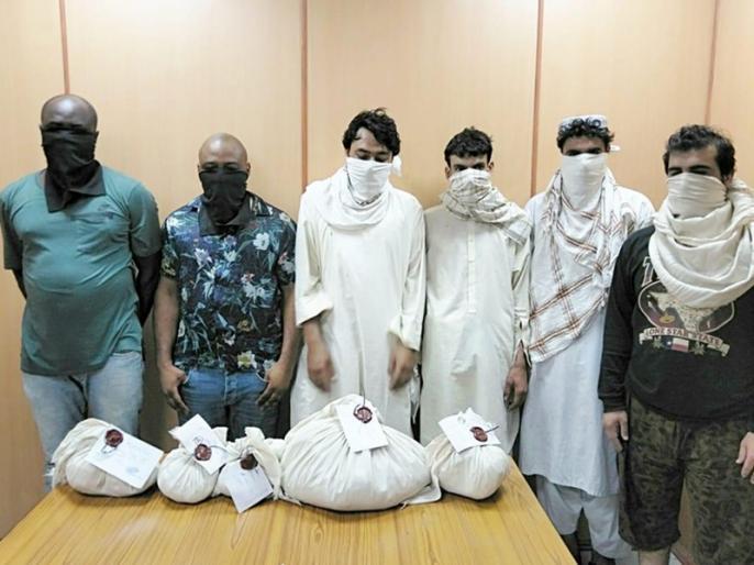 Delhi: Six people arrested by Narcotics Control Bureau, Afghan heroin worth more than Rs 30 crore seized | दिल्ली: 30 करोड़ की अफगानी हेरोइन के साथ 6 लोग धरे गए