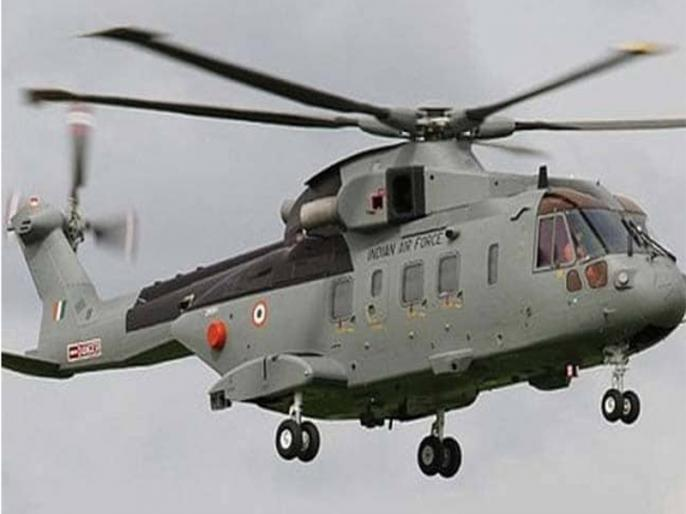 VVIP helicopter scam: Charge sheet accuses SP Tyagi's relative of money laundering of bribe | अगस्ता वेस्टलैंड हेलीकॉप्टर घोटाला: आरोप-पत्र में एसपी त्यागी के रिश्तेदार पर घूस के रुपयों के धनशोधन का आरोप