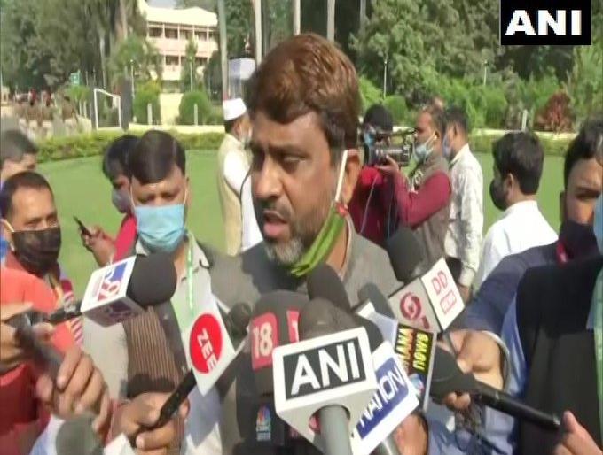 Bihar Assembly AIMIM MLA Akhtarul Iman BJP people sent PakistanAsaduddin Owaisi cm nitish kumar | बिहार विधानसभाःहिंदुस्तान बोलने पर अख्तरुल ईमान के ऐतराज पर भाजपा ने कहा-ऐसे लोग जाएं पाकिस्तान