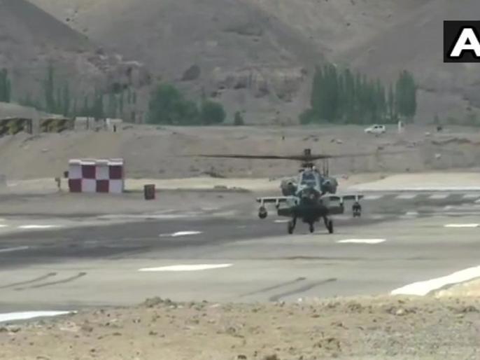 Indian Air Force is increasing deployment at major centers along the border with China | चीन संग तनातनी के बीच वायु सेना LAC के पास प्रमुख केंद्रों पर बढ़ा रही है तैनाती, अधिकारी ने कहा- हम किसी भी हालात से निपटने के लिए तैयार