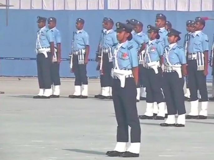 Air Force's 88th Foundation Day today: 'Rafale' will also participate in the parade, air force strength will be seen at Hindon Airbase | वायुसेना का 88वां स्थापना दिवस आज: परेड में 'राफेल' भी लेगा भाग, हिंडन एयरबेस पर दिखेगी एयरफोर्स की ताकत