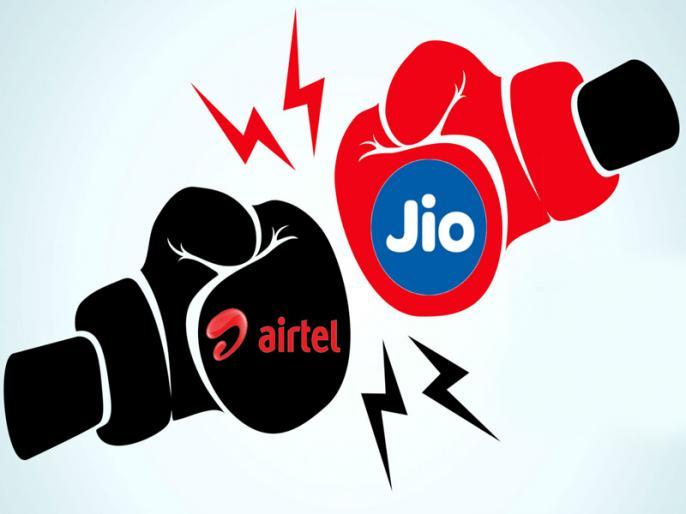 Ooklas Network report claim airtel is number one in 4g speed, jio best in network | 4 जी स्पीड में एयरटेल नंबर एक पर, नेटवर्क में जियों ने मारी बाजी: ओकला