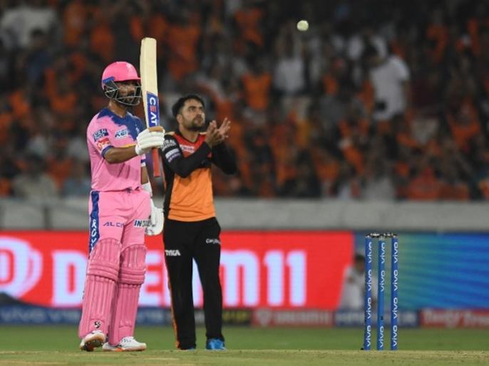Ajinkya Rahane won't mind families not being there at IPL in UAE | आईपीएल के दौरान परिवार अगर UAE में साथ नहीं होगा, तो उन्हें बुरा नहीं लगेगा: अजिंक्य रहाणे