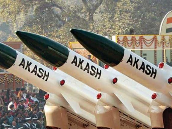 Bharat Electronics bags contract for Akash Missile System for Indian Air Force | भारत इलेक्ट्रॉनिक्स को भारतीय वायुसेना के आकाश मिसाइल प्रणाली के लिए 5,357 करोड़ रुपये का ठेका