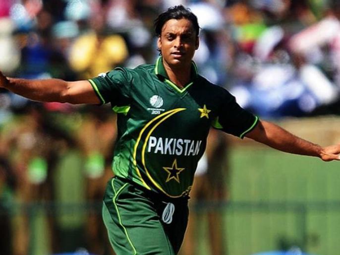 Is Shoaib Akhtar coming back?, video goes viral   VIDEO: 'वेलेंटाइन डे' से क्रिकेट मैदान पर वापसी करने जा रहे शोएब अख्तर!
