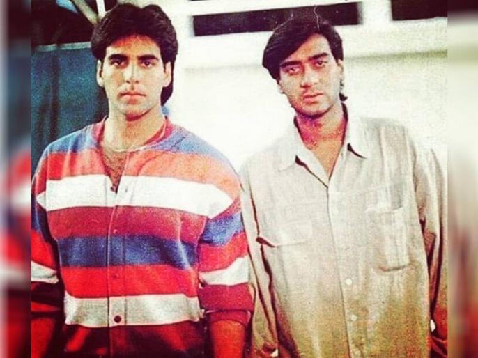 Akshay Kumar has become a victim of nepotism   नेपोटिज्म का शिकार हो चुके हैं अक्षय कुमार, बताया कैसे फिल्म 'फूल और कांटे' में अजय देवगन ने किया था रिप्लेस