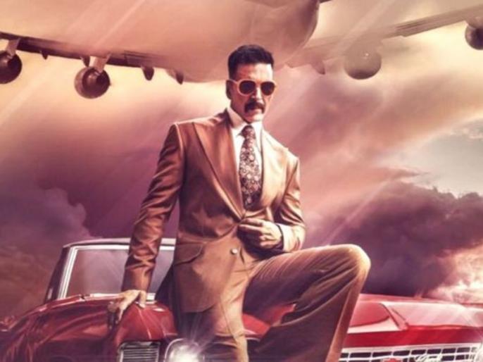 akshay kumar shares his upcoming movie bell bottom first look | अक्षय कुमार की नई फिल्म बेल बॉटन का धांसू फर्स्ट लुक हुआ रिलीज, सत्य घटनाओं पर है फिल्म