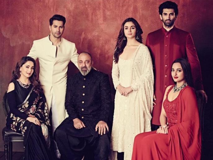 Kalank New song Ghar More Pardesiya teaser release full song out 0n 18 march | Video- करण जौहर की फिल्म 'कलंक' के पहले गाने का टीजर रिलीज, इस अंदाज में दिखे आलिया और वरुण