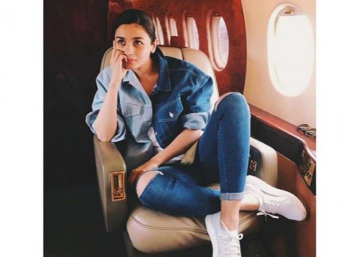 Alia Bhatt would like to do thriller shows on digital channels   डिजिटल चैनलों पर थ्रिलर शो करना चाहेंगी आलिया भट्ट
