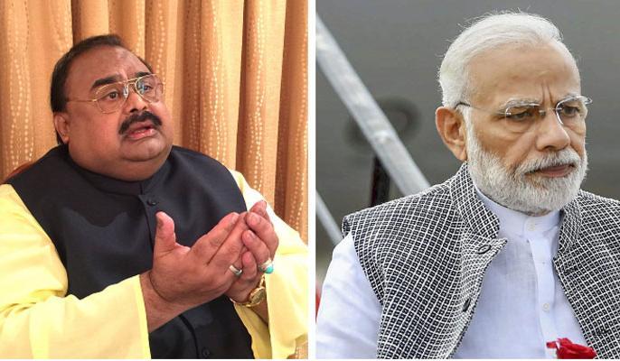Pak Leader Requests PM Modi For Asylum, Financial Help For Court Fees   पाकिस्तान के निर्वासित नेता अल्ताफ हुसैन ने PM मोदी से भारत में मांगी शरण, मुकदमा लड़ने के लिए मांगे पैसे