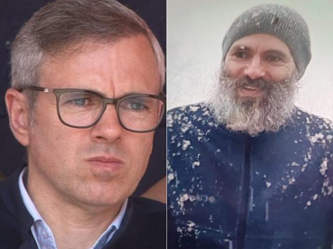 Omar Abdullah seen with enlarged beard and wrinkles after 173 days in detention, photo went viral on social media | बढ़ी हुई दाढ़ी और झुर्रियां के साथ दिखें उमर अब्दुल्ला, सोशल मीडिया पर वायरल हुई तस्वीर