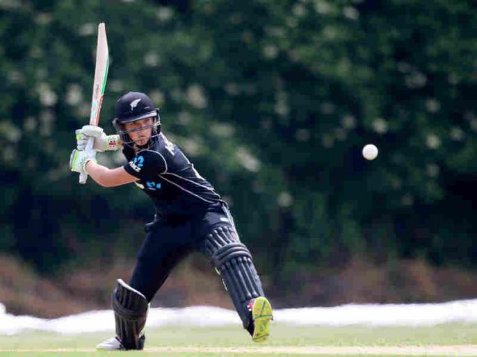 Amelia Kerr hits 232 to become highest individual run-scorer in women's ODI | न्यूजीलैंड की 17 साल की बल्लेबाज ने लगाई रिकॉर्डों की झड़ी, 145 गेंदों में ठोक डाले 232 रन