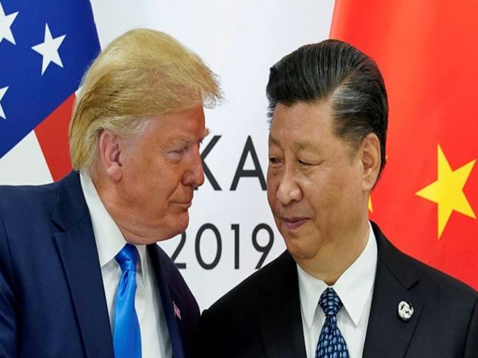 former america President donald Trump close 30 officials bans by China | जो बाइडन के सत्ता में आते ही चीन ने ट्रंप को दिया झटका, पूर्व राष्ट्रपति के करीबी 30 अधिकारियों पर लगाई पाबंदी