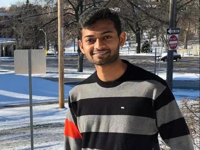 body of indian student killed in kansas sent to hyderabad | कंसास में मारे गए भारतीय छात्र का शव पहुंचा हैदराबाद, गोली मारकर हुई थी हत्या