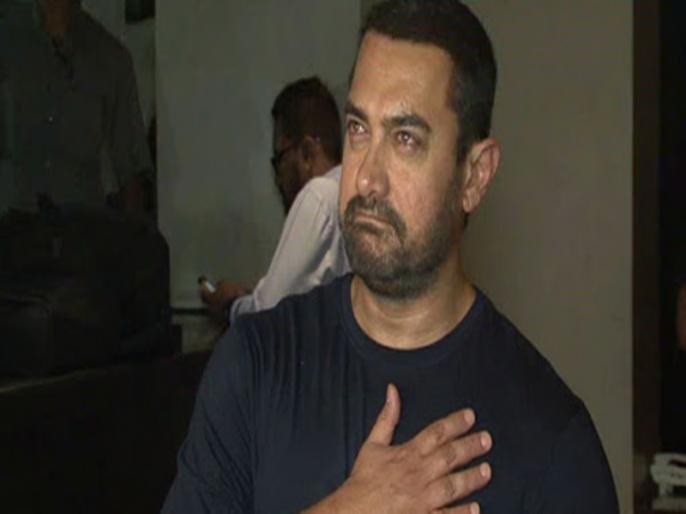 Aamir Khan staff tests coronavirus COVID-19 positive actor mother to get tested soon | कोरोना पॉजिटिव पाया गया आमिर खान का स्टाफ, मां का टेस्ट होना बाकी, फैंस से कहा- प्लीज आप सब दुआ कीजिए