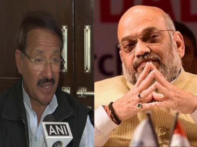 Jamia Violence: Congress leader Rashid Alvi held Amit Shah responsible says Police cannot take such action without their will   Jamia Violence: कांग्रेस नेता राशिद अल्वी ने अमित शाह को ठहराया जिम्मेदार, कहा- उनकी मर्जी के बिना पुलिस ऐसा कदम नहीं उठा सकती